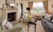 Gamekeeper's Cottage - fireside