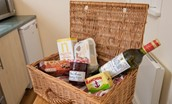 Gamekeeper's Cottage - welcome pack