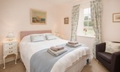 Gamekeeper's Cottage - bedroom one