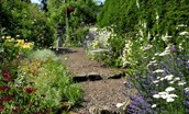Gamekeeper's Cottage - Mindrum garden