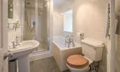 Gardener's Cottage - family bathroom