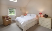 Gardener's Cottage - bedroom two