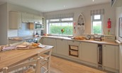 Greengate - kitchen