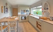 Greengate - kitchen & dining space