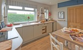 Greengate - kitchen area
