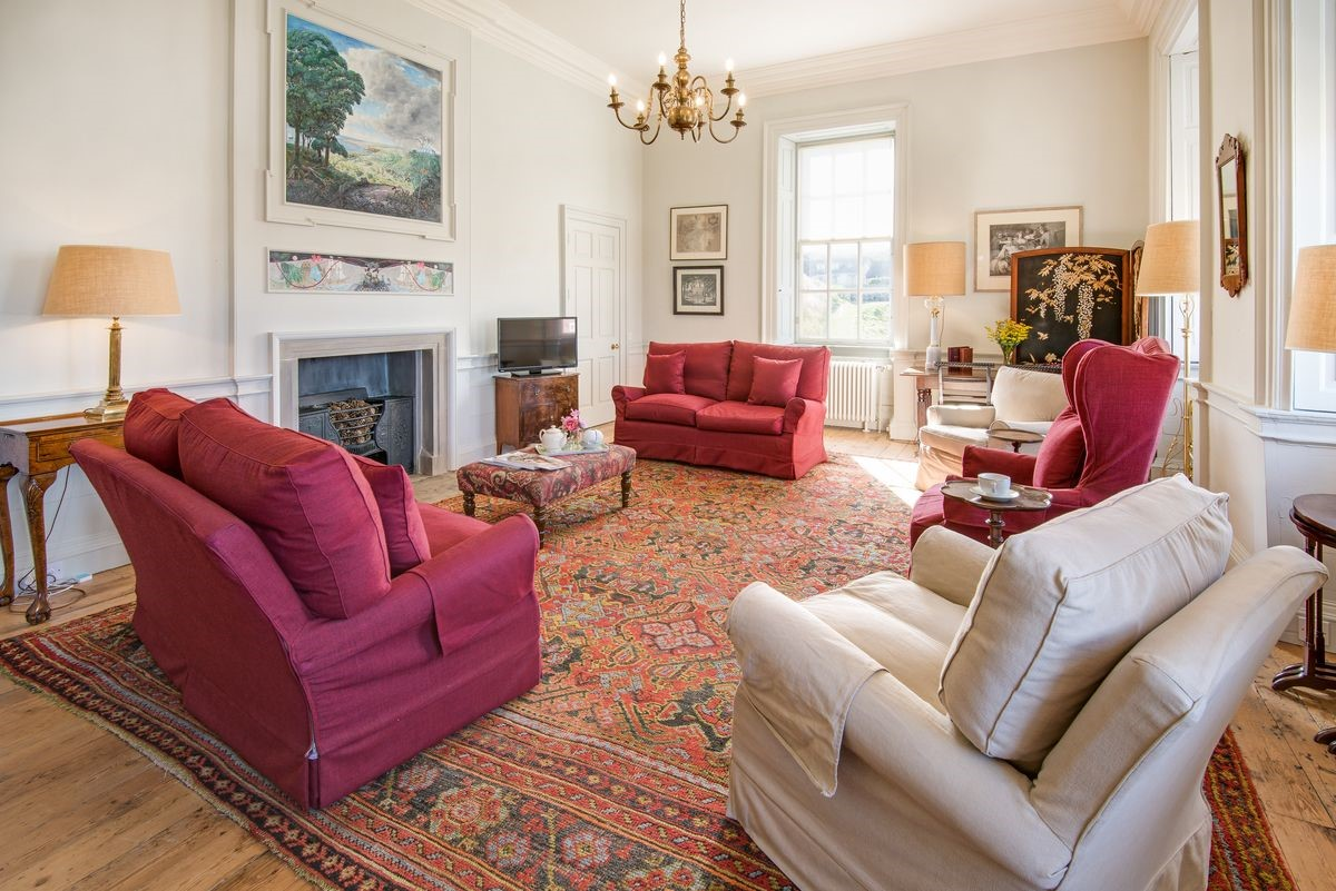 Merchant's House - sitting room