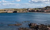 Merchant's House - Eyemouth beach & harbour
