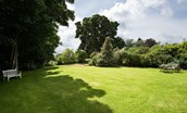 Milfield Hill Cottage - garden & grounds