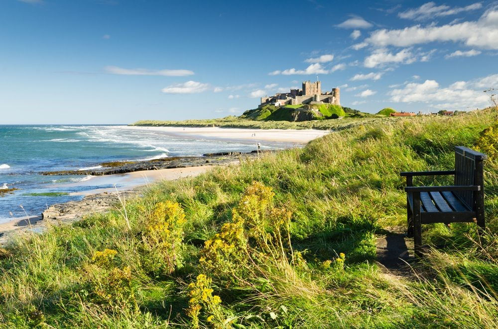 Neville Tower - Bamburgh Castle