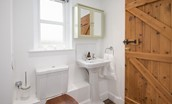Newton Cottage - bathroom