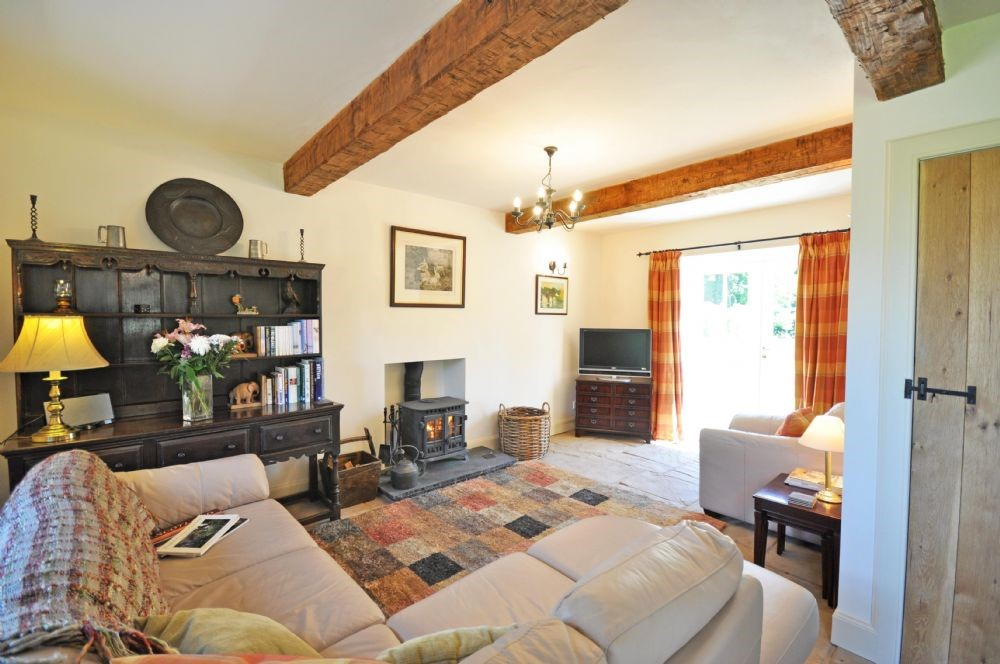 Old Mill Cottage - sitting room