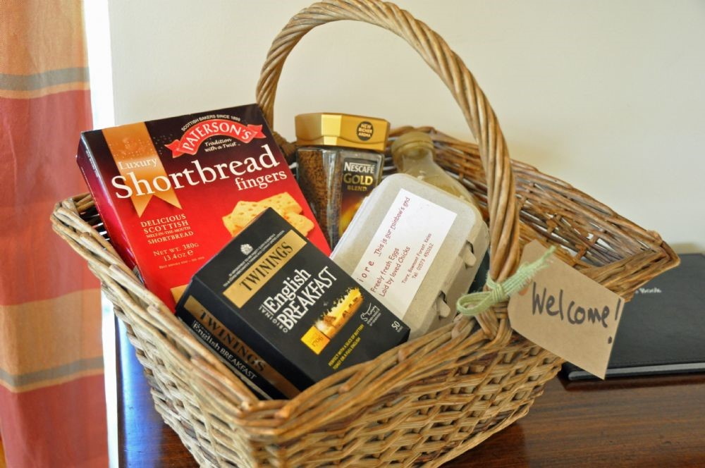 Old Mill Cottage - welcome pack