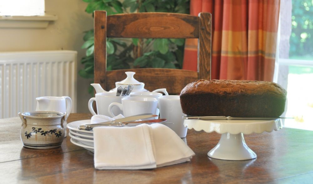 Old Mill Cottage - tea tray