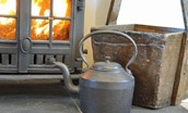 Old Mill Cottage - fireside