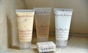 Old Mill Cottage - guest toiletries