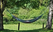 Old Mill Cottage - hammock