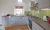 Old Nenthorn Cottage - kitchen