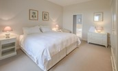 Pathhead Farmhouse - bedroom one