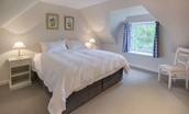 Pathhead Farmhouse - bedroom two