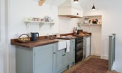 Pigeon Loft - kitchen