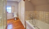 Rennington House - family bathroom