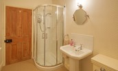 Rennington House - family shower room