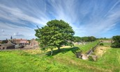 The Apartment - Berwick-upon-Tweed Walls