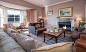 The Boathouse - sitting room