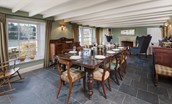The Boathouse - dining room