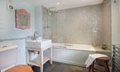 The Boathouse - family bathroom