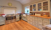 The Bothy at Reedsford - kitchen