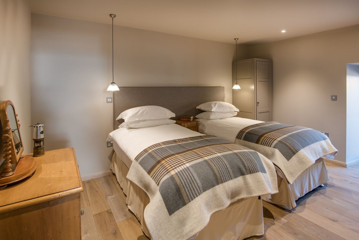 The Cowshed - bedroom two