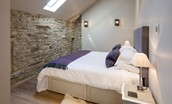 The Cowshed - bedroom one