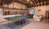 The Mill House - games room