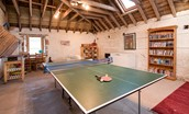 The Mill House - shared games room