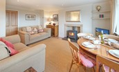 Three Acre Cottage - sitting room