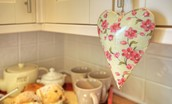 Three Acre Cottage - kitchen close up