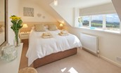 Three Acre Cottage - bedroom one