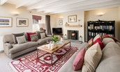 Tweedswood - sitting room