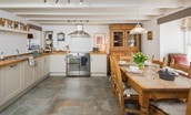 Tweedswood - kitchen & dining area