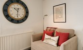 Tweedswood - cosy corner