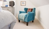 Tweedswood - bedroom chair