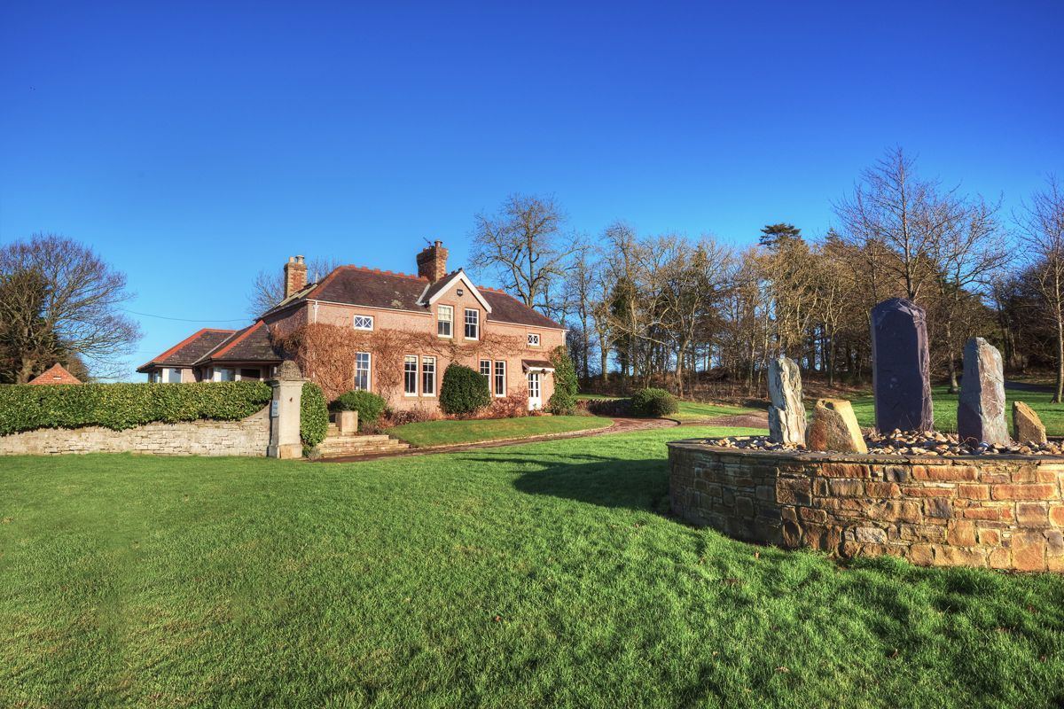 Whitehall West Lodge Holiday Cottage, Duns   Crabtree & Crabtree