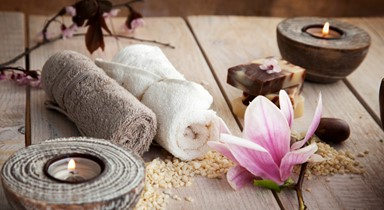 Spas and beauty treatments