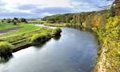 Garden House - River Tweed & nearby countryside