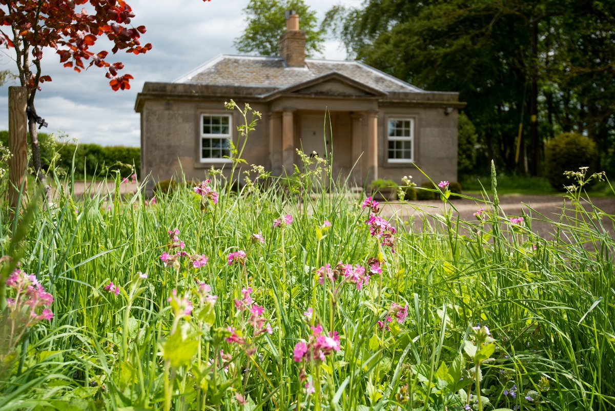 West Lodge Holiday Cottage, Milne Graden, Coldstream