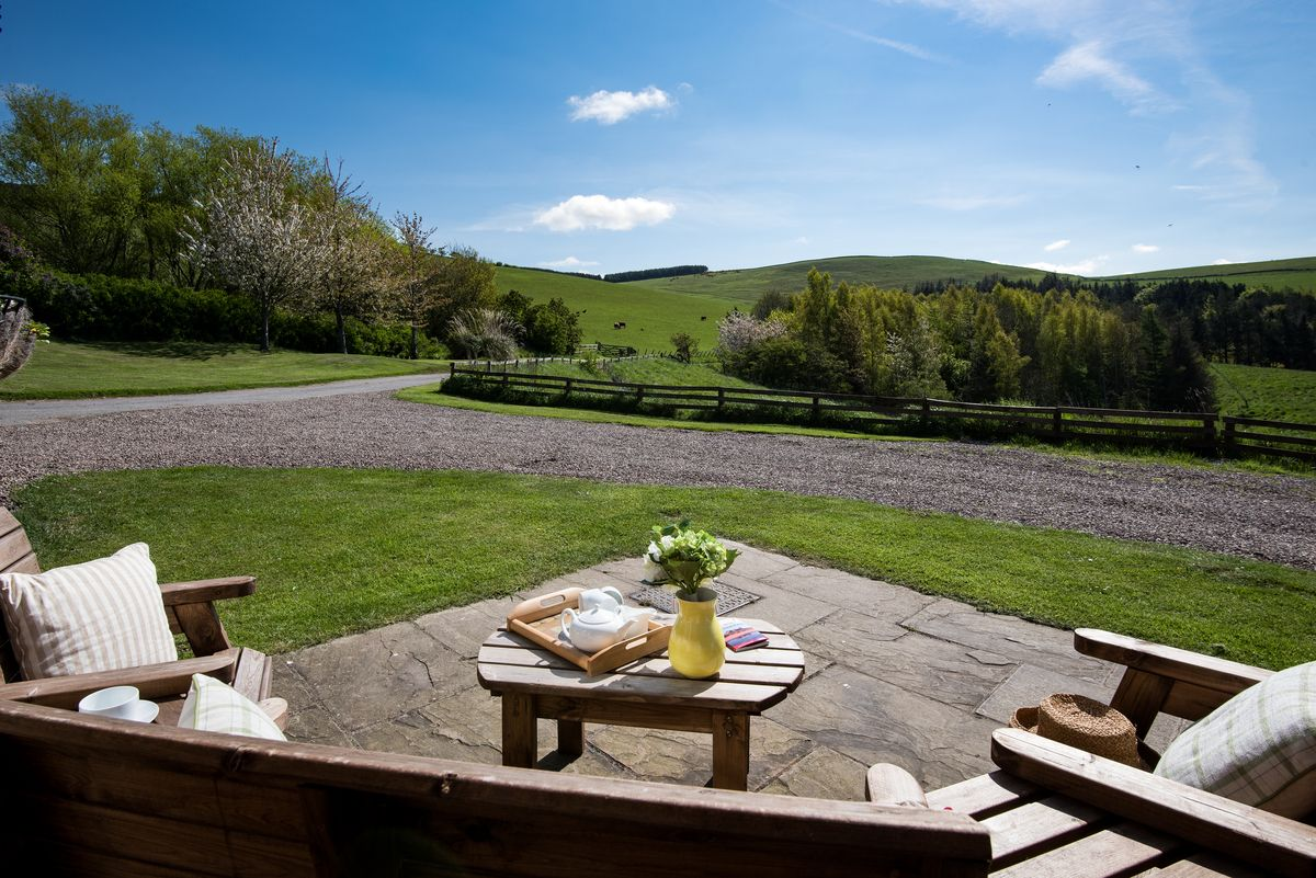 College Cottage Holiday Home, Kirknewton, Wooler | Crabtree