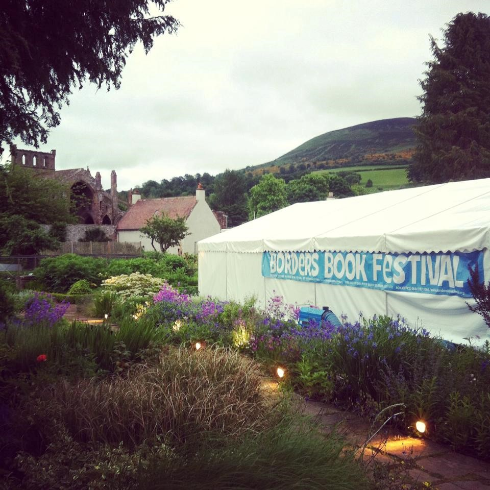 Guest blog: Have a great day out at the Baillie Gifford Borders Book Festival in Melrose
