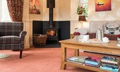 Dryburgh Farmhouse One - fireside