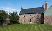 Dryburgh Farmhouse Two - front aspect
